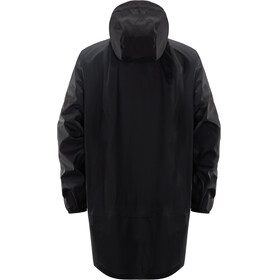 Haglöfs Rapak Poncho Unisex True Black